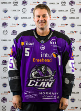 Glasgow Clan Media Day, headshots and Team Photo held at at Braehead Arena on 31 August , Picture: Al Goold (www.algooldphoto.com)