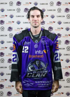 22 Sean Robertson 1
