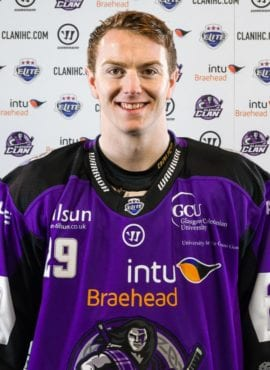Glasgow Clan Media Day, headshots and Team Photo held at at Braehead Arena on 30 August , Picture: Al Goold (www.algooldphoto.com)